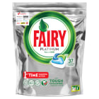 FAIRY PLATINUM All in One Kapsułki do zmywarki 37 szt. 1 szt