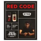 STR8 Red Code Zestaw kosmetyków Dezodorant w aerozolu i natural spray 1szt