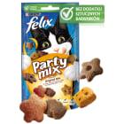 FELIX® Party MIX Przekąska dla kotów o smaku kurczaka, wątróbki i indyka 60g