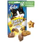 FELIX® Party MIX Przekąska dla kotów o smaku serów cheddar, gouda i edamer 60g