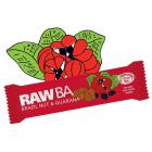 RAW BA Baton Orzechy brazylijskie&Guarana BIO 40g