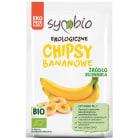 SYMBIO Chipsy bananowe EKO 50g