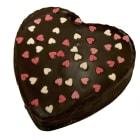 PUTKA Serce Walentynkowe 185g