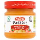 PRIMAVIKA Pasztet pomidorowy z cieciorką bezglutenowy 160g
