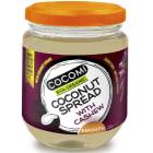 COCOMI Krem kokosowy z orzechami nerkowca BIO 230g