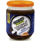 COCOMI Krem kokosowy o smaku ciemnej czekolady BIO 230g