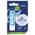 NIVEA Pomadka nawilżająca Hydro Care 4,8 g 1szt