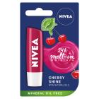 NIVEA Pomadka Fruity Shine Cherry (4,8g) 1szt