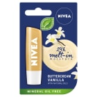 NIVEA Vanilla Buttercream Pielęgnująca pomadka do ust 4,8g 1szt