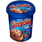 GOPLANA Grześki Lody kakaowe z kawałkami czekolady i mini wafelkami 500ml