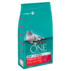 PURINA ONE Sterilcat Karma dla dorosłych kotów bogata w wołowinę i pszenicę 1.5kg