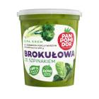 PAN POMIDOR Brokułowa ze szpinakiem Zupa krem 400g