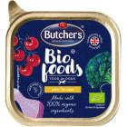 BUTCHER'S Bio Foods Karma dla psa z kurczakiem BIO 150g