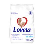 LOVELA Proszek do prania ubranek niemowlęcych i dziecięcych- do białego 1.625kg