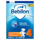 BEBILON Junior 4 Mleko modyfikowane Pronutra-Advance po 2 roku życia 1.2kg