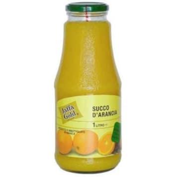 Świeży sok z pomarańczy - Jaffa Gold