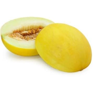 Melon żółty 2100g-2300g - Frisco Fresh. Pochodzi z rejonów Afryki i Azji.
