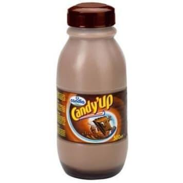 Napój mleczny - Candia Candy up. Doskonały zamiennik tradycyjnego mleka o smaku czekoladowym.