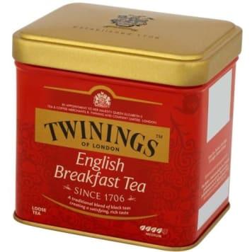 Herbata liściasta - Twilnings. To intensywny smak i aromat. Doskoła również na prezent.