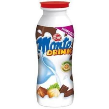 Zott Monte - Napój czekoladowy. Wyśmienity, słodki smak.