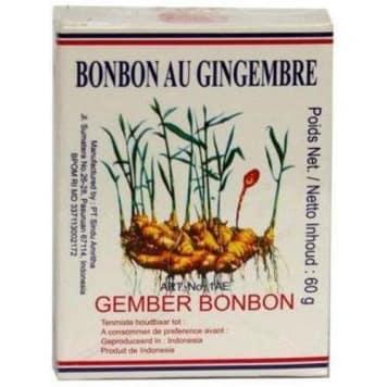 Cukierki imbirowe - Bonbon