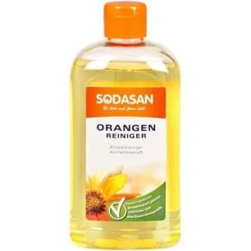 Płyn uniwersalny - Sodasan. Płyn przeznaczony do ścierania wszystkich powierzchni.