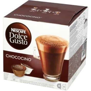 NESCAFÉ Dolce Gusto Chococino Czekolada w kapsułkach (8x17,8g i 8x16g) 270g