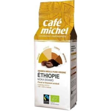 Kawa mielona Moka Sidamo Fair Trade, 250g - Cafe Michel. Ekologiczna kawa z Etiopii.