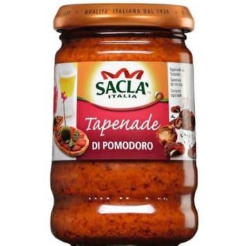 Pasta z suszonych pomidorów - Sacla Tapenade. Rewelacyjny dodatek do smarowania.