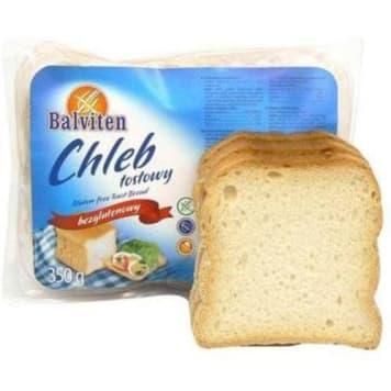 Chleb tostowy bezglutenowy - Belviten. Delikatne pieczywo o wyjątkowym smaku.