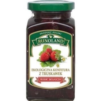 Konfitura z truskawki - Runoland. Fantastyczny dodatek do wielu potraw.