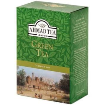 Herbata zielona liściasta - Ahmad Tea