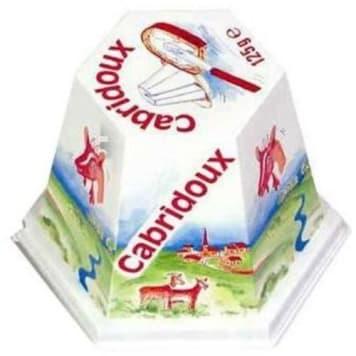 Ser kozi-Le Cabridoux- Wyróznia się delikatnym smakiem.