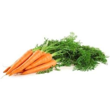 Marchewki młode pęczek - Frisco Fresh posiadają wiele wartości odżywczych i witamin.