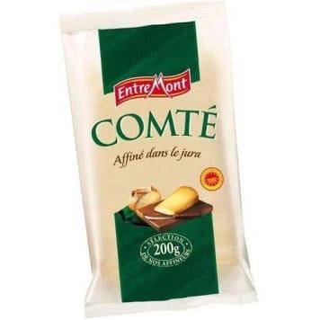 Ser francuski Comte w kawałku - Entremont