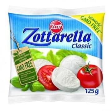 Ser Mozzarella - ZOTT Zottarella