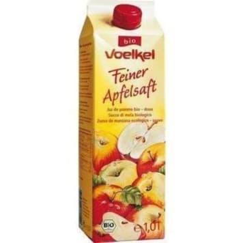 Voelkel - Sok jabłkowy. Wysoka jakość i doskonały smak.