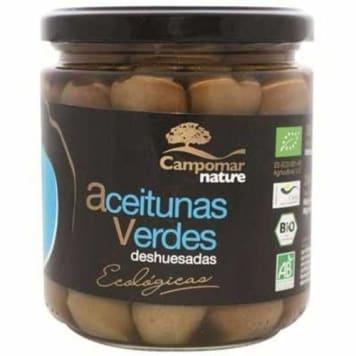 Oliwki zielone bez pestki - Campomar Nature. Wyjątkowo smaczny dodatek do różnego rodzaju dań.