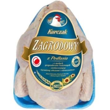 Kurczak zagrodowy patroszony, bez podrobów - Sedar
