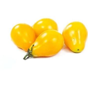 FRISCO FRESH Pomidory śliwkowe (rzymskie) żółte 500g