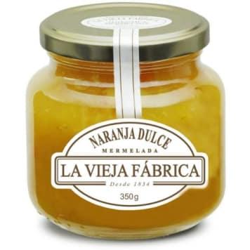 Marmolada ze słodkiej pomarańczy - La Vieja Fabrica. Do pieczywa, deserów i ciast.