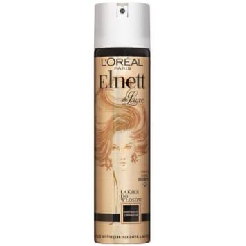 Lakier do włosów maksymalne utrwalenie 250ml LOREAL. Ochrona i pielęgnacja każdej fryzury.