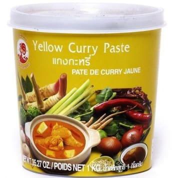 Pasta curry żółta - Cock doskonały dodatek do wielu potraw.