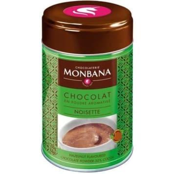 MONBANA Nuts Hot Chocolate 250g