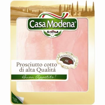 Szynka - plastry Prosciutto Cotto - Casa Modena