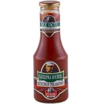 Ketchup pikantny - Krzepki Radek