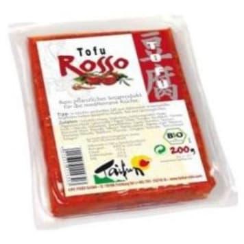 Tofu rosso z warzywami - Taifun. Rewelacyjna, wegetariańska pasta z tofu.