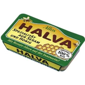 ALLOS Honey Halva BIO 75g