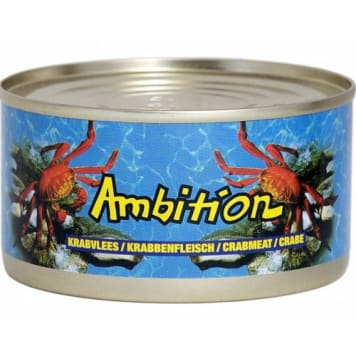 Mięso z kraba - Ambition to oryginalny dodatek do wielu potraw. Wspaniale smakuje.