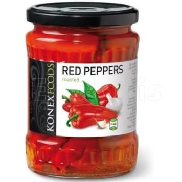 Papryka czerwona - Konex Foods. Pyszny dodatek do wielu dań.